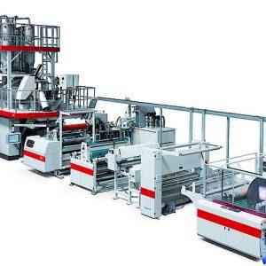 Оборудование для производства PET плёнки (Viscotec)